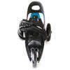 Коньки роликовые Cardiff Skate S2 черно-синиe - фото 3