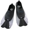 Ласты с закрытой пяткой Speedo 8073620309 черно-белые, размер - 40-41 - фото 1