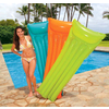 Матрас надувной пляжный Intex 59703 (183x69 см) оранжевый - фото 2