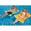 Матрас надувной пляжный Intex 58834 (137х99 см) оранжевый - фото 2