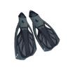 Ласты с закрытой пяткой Dorfin (ZLT) черные, размер - 44-45 - фото 1