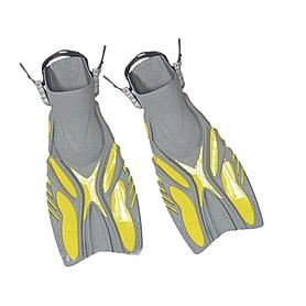 Ласты с открытой пяткой Dorfin (ZLT) желтые, размер - 42-45 PL-449-L-XL-Y