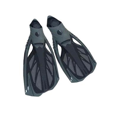Ласты с закрытой пяткой Dorfin (ZLT) черные, размер - 42-43