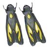Ласты с открытой пяткой Dorfin (ZLT) желтые, размер 38-41 - фото 1