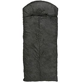 Фото 2 к товару Мешок спальный (спальник) Mountain Outdoor черный широкий + подарок