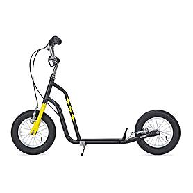 Фото 1 к товару Самокат двухколесный Yedoo Wzoom черно-желтый