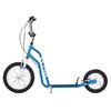 Самокат двухколесный Yedoo Four сине-белый - фото 1