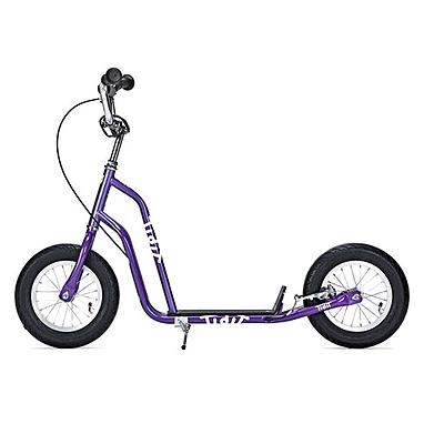 Самокат двухколесный Yedoo Tidit фиолетовый