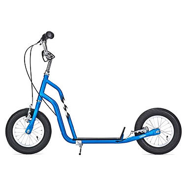 Самокат двухколесный Yedoo Wzoom синий