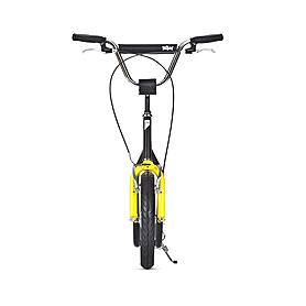 Фото 2 к товару Самокат двухколесный Yedoo City черно-желтый