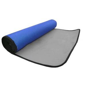 Коврик для фитнеса Pro Supra 5 мм синий