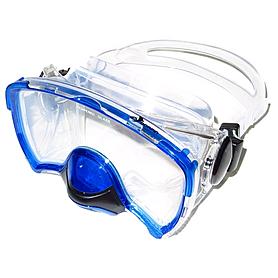 Маска для плавания Dorfin ZP-264TSS синяя