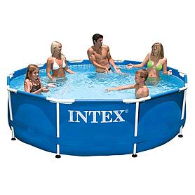 Бассейн каркасный Intex 28200 (305х76 см)