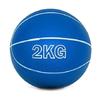 Мяч медицинский (медбол) 2 кг SC-8407 - фото 1
