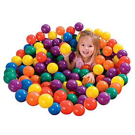 Фото 2 к товару Мячики для бассейна (100 шт.) Intex 49602