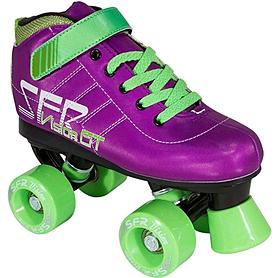 Фото 1 к товару Коньки роликовые Stateside Skates Vision Gt purple