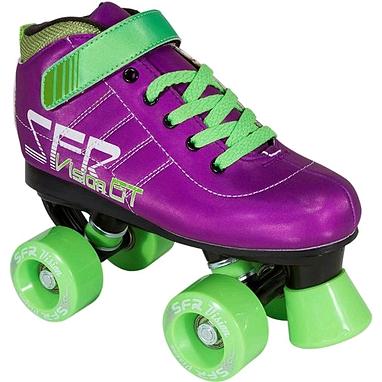 Коньки роликовые Stateside Skates Vision Gt purple