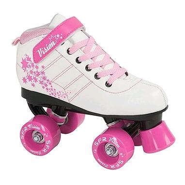 Коньки роликовые Stateside Skates Vision pink