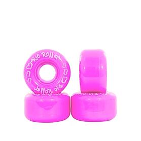 Колеса для роликов Rio Coaster розовые