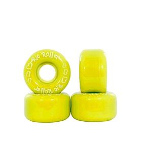 Колеса для роликов Rio Coaster желтые