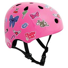 Шлем Stateside Skates Girl's Sticker, размер - S-M (53-56 см)