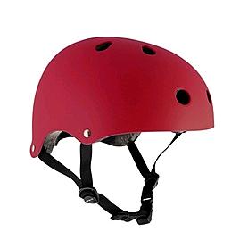 Шлем Stateside Skates red, размер - S-M (53-56 см)