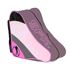 Фото 1 к товару Сумка для роликовых коньков Stateside Skates grey pink
