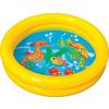 Бассейн детский надувной Веселые рыбки Intex 59409 (61х15 см) - фото 1