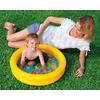 Бассейн детский надувной Веселые рыбки Intex 59409 (61х15 см) - фото 2