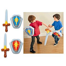 Фото 1 к товару Надувные игрушки