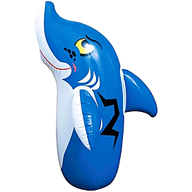 "Надувная игрушка-неваляшка ""Акула"" Intex 44669"