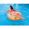Кресло надувное пляжное Intex 58889 (137х122 см) оранжевое - фото 2