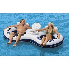 Фото 2 к товару Кресло-круг надувное пляжное