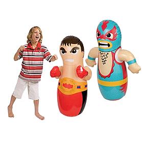 Фото 2 к товару Надувная игрушка-неваляшка