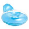 Кресло надувное пляжное Intex 58889 (137х122 см) синее - фото 1