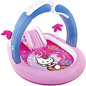 """Игровой центр """"Hello Kitty"""" Intex 57137"""