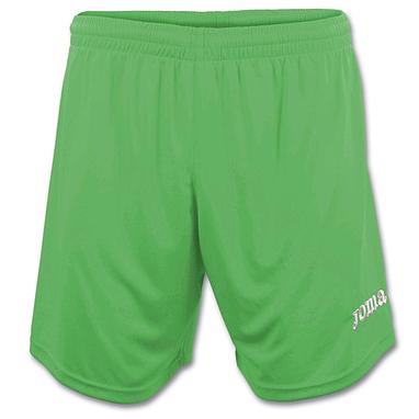 Шорты футбольные Real зеленые