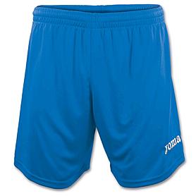 Шорты футбольные Real синие