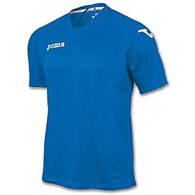 Фото 1 к товару Футболка футбольная Joma Fit one синяя