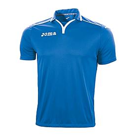 Футболка футбольная Joma TEK сине-белая