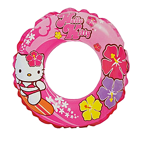 "Круг надувной ""Hello Kitty"" Intex 56210 (61 см)"