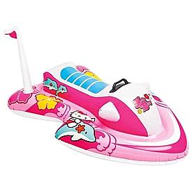 Плотик детский "Hello Kitty" Intex 57522 (117x77 см)