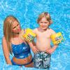 Нарукавники для плавания Intex (20х15 см) желтые - фото 2