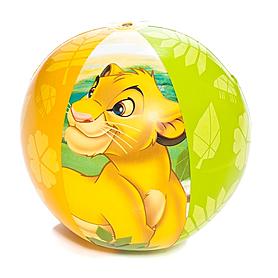 """Мяч надувной """"Король лев"""" Intex (61 см)"""