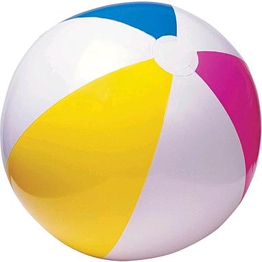 Мяч надувной Intex (61 см)