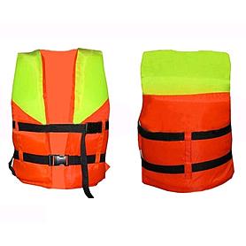 Жилет спасательный детский Dorfin (ZLT) оранжево-желтый