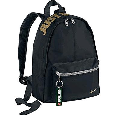 Рюкзак городской Nike Young Athletes Classic Base Backpack черный с золотистым