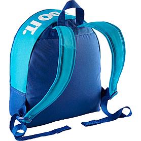 Фото 2 к товару Рюкзак городской Nike Young Athletes Classic Base Backpack синий с голубым