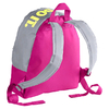 Рюкзак городской Nike Young Athletes Classic Base Backpack розовый с серым - фото 2