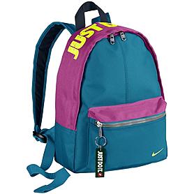 Фото 1 к товару Рюкзак городской Nike Young Athletes Classic Base Backpack голубой с розовым